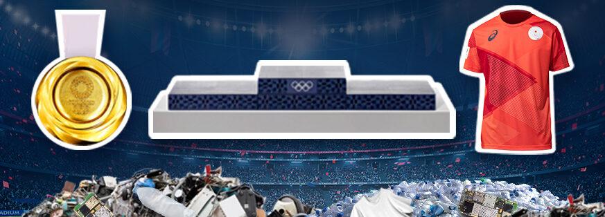 จากขยะสู่โอลิมปิก ! พาส่องโอลิมปิกสีเขียว โตเกียวเกมส์รักษ์โลก