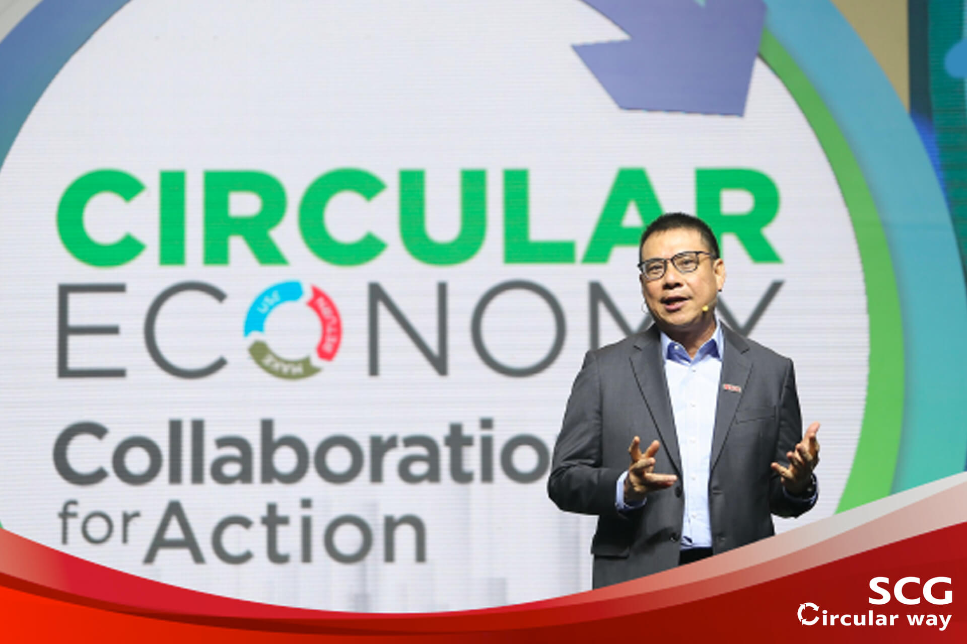 """SD Symposium 10 Years """"Circular Economy : Collaboration for Action"""""""