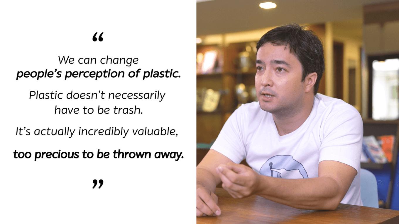 มองพลาสติกให้มีค่ากับ Precious Plastic Bangkok